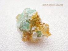 他の写真3: グリーンフローライト・オレンジリバー水晶