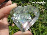 crystal heart 大 ・レインボークリスタル