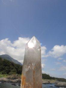 他の写真2: 屋久島水晶∞マスタークリスタル・ダブルターミネーテッド&ダブルイシス